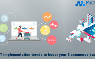 Best IT implementation trends to boost your E-commerce business
