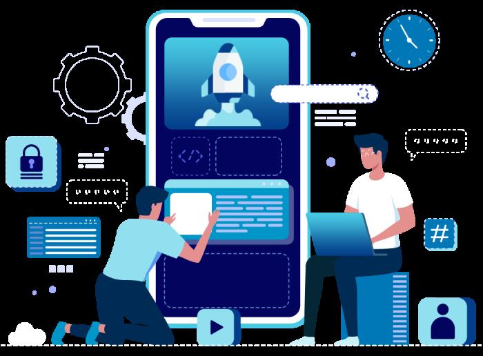 Metricoid MVP Development services image