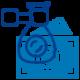 Metricoid-Mvp development Lowered cost Icon