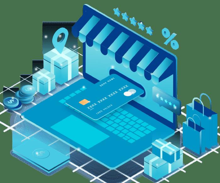 Metricoid Ecommerce development services