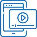 Metricoid-Entertainment & Media Mvp Expertise Development Icon