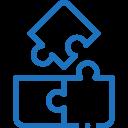 Metricoid-Flexibility in work Icon