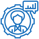 Metricoid- Specialists tailored Icon