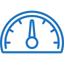 Metricoid-speed of action icon