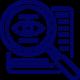 100% transparent process whitelabel partnership icon
