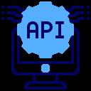 Custom Api Integration Icon