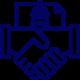 NDA – Confidentiality agreement in whitelable partner ship icon