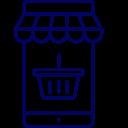metricoid-online store icon